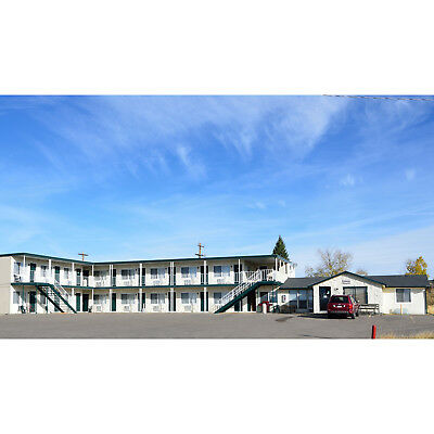 Great Opportunity! 20-Room Motel on 2 Acres. Breath-Taking View!