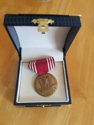 Ww2 Numbered And Wrap Brotch Us Army Good Conduct Medal