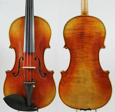 Special Offer!Guarneri 4/4 Violin Model Copy! Outstanding Sound! #2310