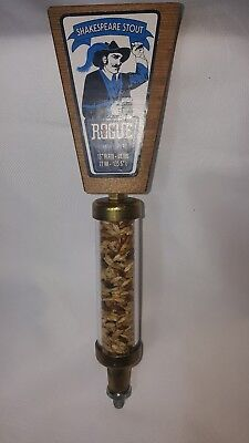 Rogue Shakespeare Stout Tap Handle