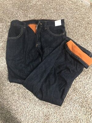 New GYMBOREE boys Lined Jeans Size 10