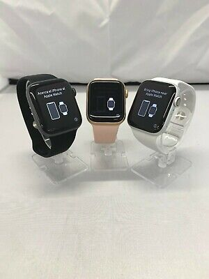 Apple Watch Series 1/2/316L/7000 Gray/Gold/Silver/Rose Gold 38mm 42mm Sport Band