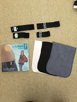 BELLY BELT COMBO KIT BY FERTILEMIND Maternity