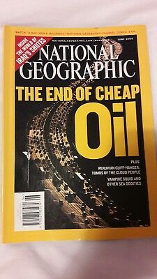 national geographic june 2004