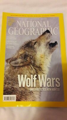 national geographic march 2010