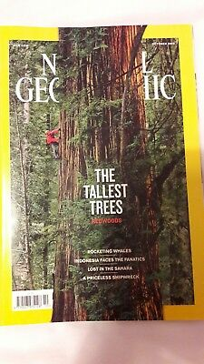 national geographic october 2009