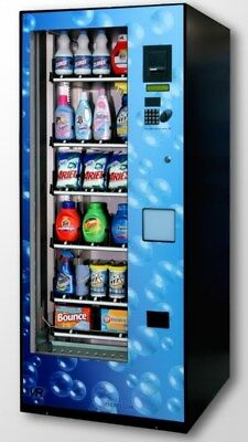 Laundry Soap Vending Machine - Vision Vendor