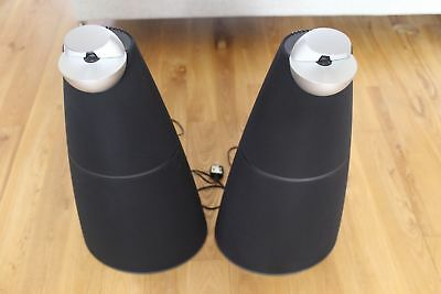 BeoLab 9 black Bang & Olufsen speakers in mint condition