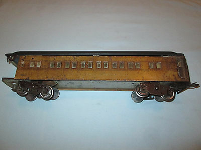 American Flyer Wide Gauge #4082 Valley Forge Observation Car