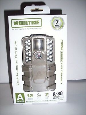 12Mp Moultrie A Series A-30 Mcg-13201Game Trail Hunting Camera