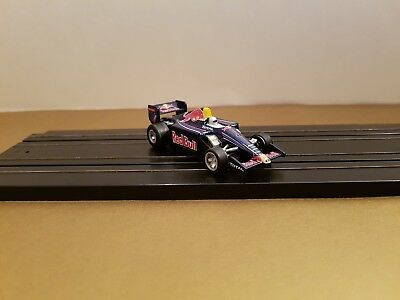 AFX TOMY Super G+ PLUS Red Bull Custom Slot Car HO Scale Afx TYCO TOMY Aw