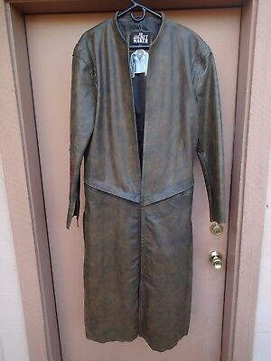 100% Real Leather Lord of the Rings Aragorn Jacket / Duster!!!!