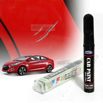 Car Paint Brush Touch Up Scratch Remover Coat For HYUNDAI 2013-18 Elantra Coupe