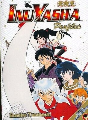 InuYasha Profiles Guide book