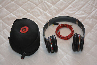 Beats by Dr. Dre Solo HD Over the Head Cable Headphones