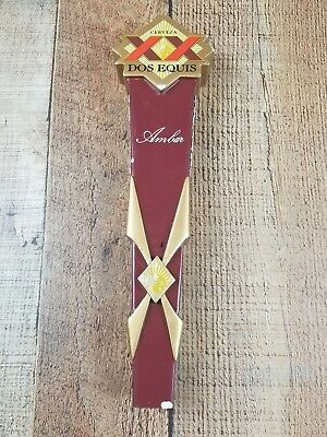 Dos Equis Lager Tap Handle
