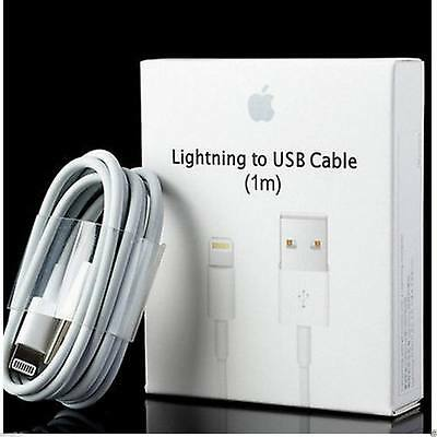 3X Lightning USB Cable Charger Data Sync for Apple iPhone 6s 6 sE 5 5s 7 7 plus