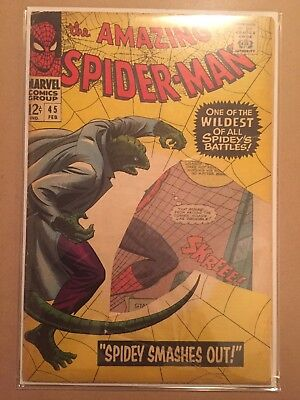 Amazing Spider-Man 45