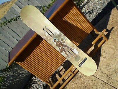 FORUM PL146cm Twin tip PETER LINE made in Austria SNOWBOARD