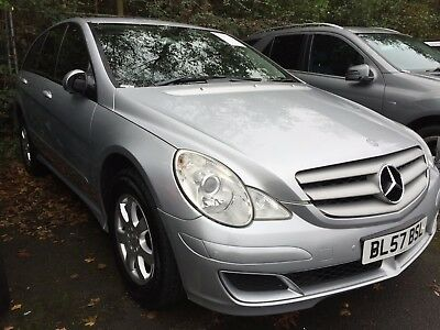 57 Mercedes R350 3.5 Auto ***mint Car** 6 Seats,really Clean Example 10 Services