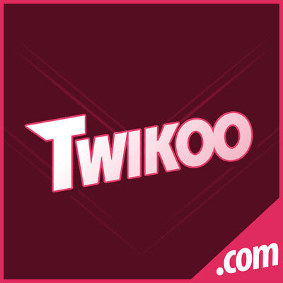 No reserve .COM Twikoo Nice 6 Letter Brandable Domain Name GoDaddy 4 5 llll Sale