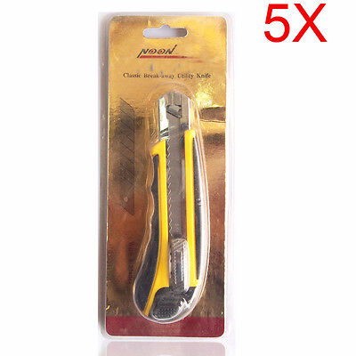 Advanced Gold Packaging S 18 MM Art Blade Wholesale Lots 5 PCS