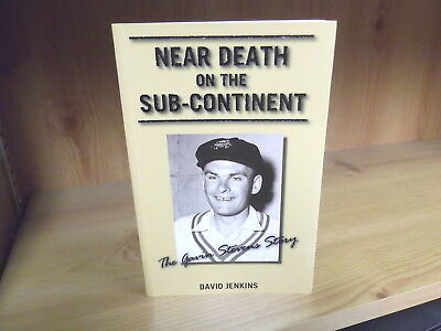 Near Death on the Sub-Continent: The Gavin Stevens Story (2009) - Signed