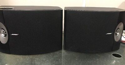 Pair Of BOSE 301 V Speakers  - Left / Right