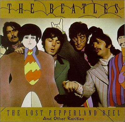 The Beatles Lost Pepperland Reel and Other Rarities CD!
