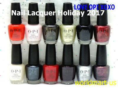 OPI Nail Polish Lacquer LOVE OPI XOXO 2017 Collection 0.5fl.oz /Choose Any Color