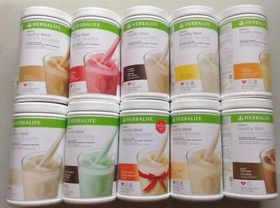 HERBALIFE SHAKE LOSE WEIGHT, EACH 550grs ALL FLAVOURS 48Hrs FREE DELIVERY