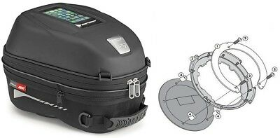 R1200 GS Adventure LC from Year bj.13- BMW Motorcycle Tank Bag Set GIVI ST603 15