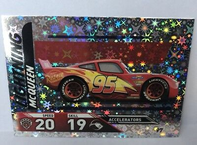 Disney Cars 3 TOPPS Trading Cards - 97