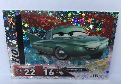 Disney Cars 3 TOPPS Trading Cards - 114