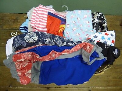 13.5KG Job Lot of NEW Sample Clothing Various Brands Childrens Womens Mens #1