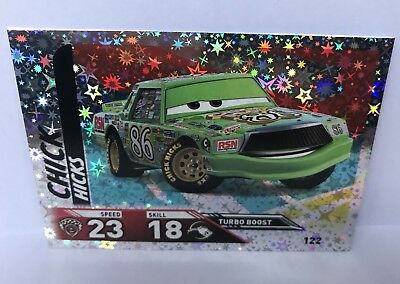 Disney Cars 3 TOPPS Trading Cards - 122