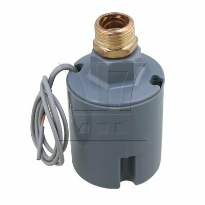 Male Threaded Water Pump pressure switch control Grey