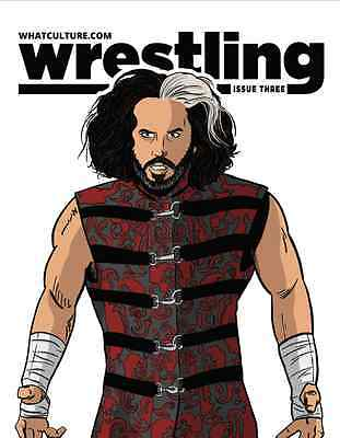 What Culture WWE Wrestling Magazine Issue 3 - Matt Hardy Cover WCPW