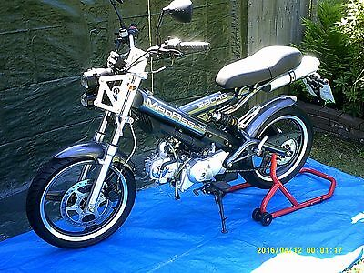 Sachs Madass 2008 - Excellent (Very Near Concours ! ) Only1681 Miles