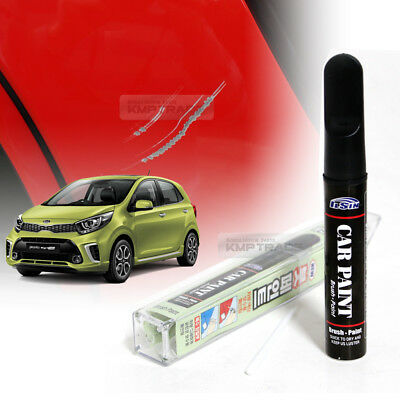 Car Paint Brush Touch Up Scratch Remover Coat For KIA 2017-18 Picanto / Morning