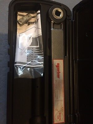 Norbar Torque Wrench - Model 4AR - 200Nm - 800Nm - Used but in perfect condition
