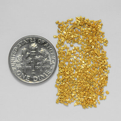 0.7375 Gram Alaskan Natural Gold Nuggets - (#20955) - Hand-Picked Quality
