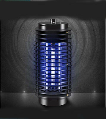 Electric Mosquito Fly Bug Insect Pest Zapper Killer Control Trap Lamp Light