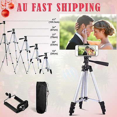 Lightweight Tripod Stand WT-3110a For DSLR Digital Camera Nikon SONY Canon AU