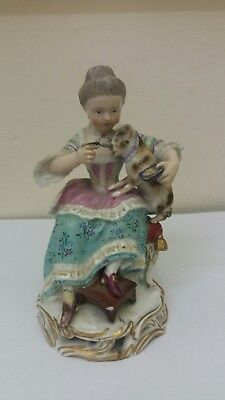 Meissen Figure-Antique!