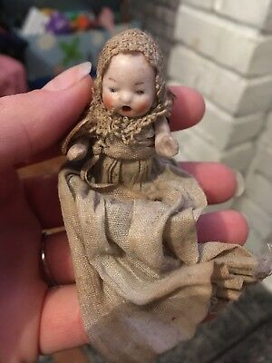 1900s 1d Penny Doll
