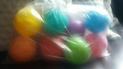 Bag of 8 busy ball popper spare balls