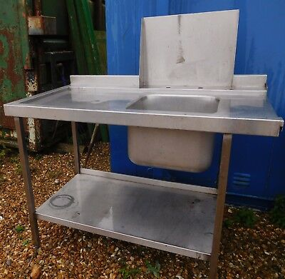 Stainless Steel Deep Base Commercial-Catering  Sink