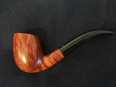 highly collectible Preben Holm Estate Pfeife - pipe - pipa, nice Flamegrain