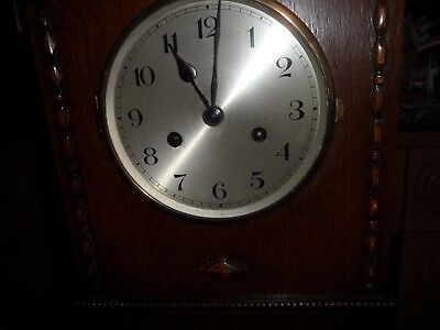 Granddaughter long case clock